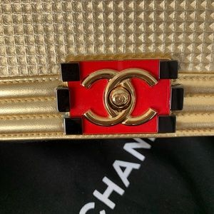 CHANEL Bags - !!SOLD!!! CHANEL Medium Boy Bag AUTHENTIC